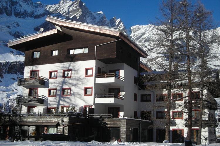 Vakantiehuizen Italie | Val-daosta | Appartement te huur in Breuil-Cervinia   met wifi 3 personen