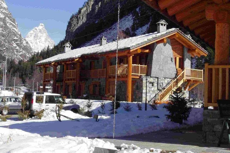 Chalet Italië, Val-daosta, Antey st Andre Chalet IT-11020-28