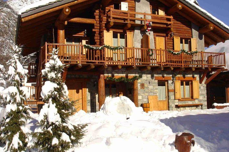 Vakantiehuizen Italie | Val-daosta | Chalet te huur in Antey-st-Andre   met wifi 5 personen