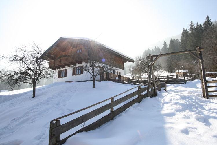 Vakantiehuizen Oostenrijk | Salzburg | Vakantiehuis te huur in Huttau   met wifi 6 personen