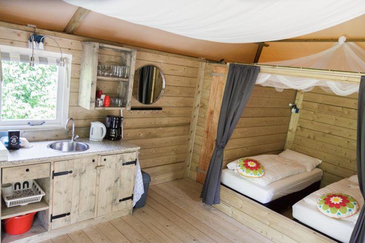 vakantiehuis Nederland, Overijssel, Ijhorst vakantiehuis NL-7955-26