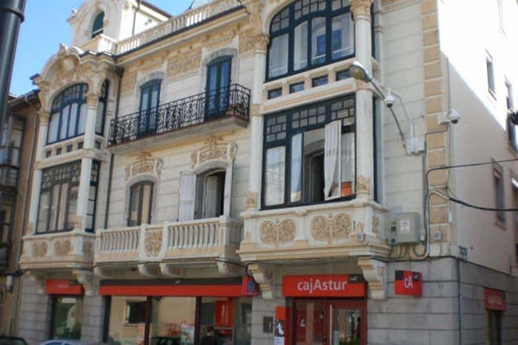 Spanje | Het-Groene-Spanje | Appartement te huur in Llanes   met wifi 4 personen