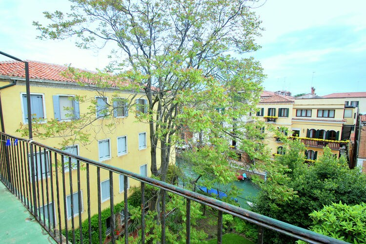 Veneto Appartementen te huur Mooi appartement heldere Venetiaanse stijl van de wijk cultureel belang