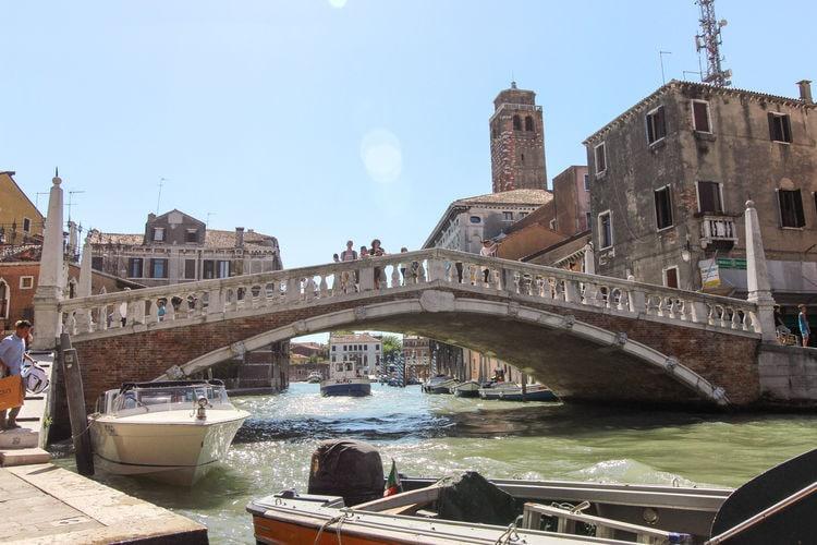 Vakantiehuis  met wifi  Venezia  Le Guglie
