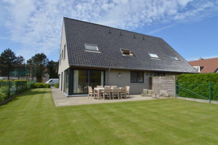 Villa huren in Oostende -   met wifi  voor 10 personen  Deze mooie, ruime vakantiewoning l..