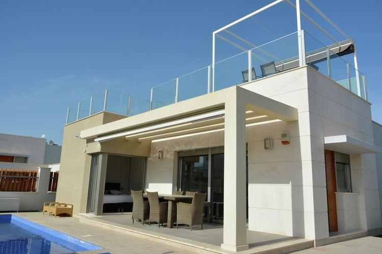 Villa Spanje, Costa Blanca, Orihuela Villa ES-03319-123