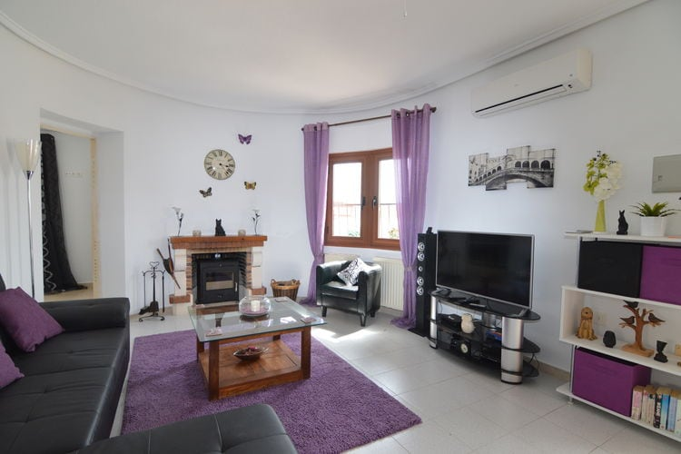 Vakantiewoning Spanje, Costa Blanca, Rojales Villa ES-03170-210