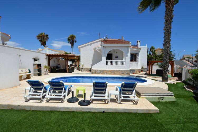 Vakantiehuizen Rojales te huur Rojales- ES-03170-210 met zwembad  met wifi te huur