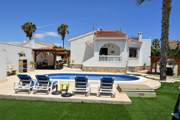 Villa Spanje, Costa Blanca, Rojales Villa ES-03170-210
