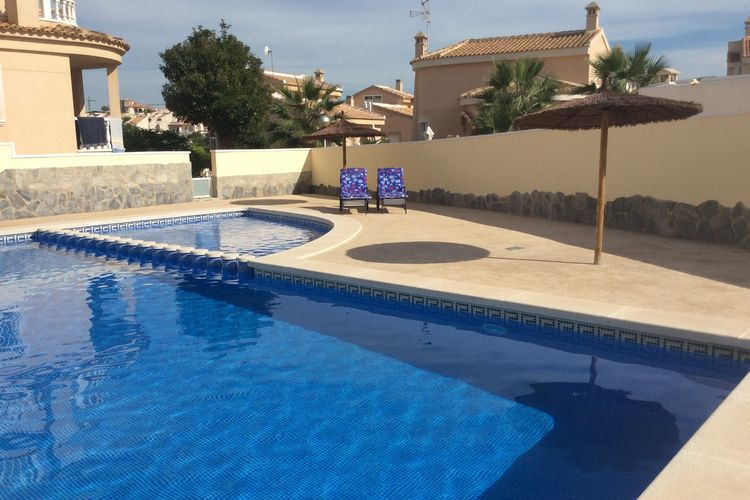 vakantiehuis Spanje, Costa Blanca, Rojales vakantiehuis ES-03170-224
