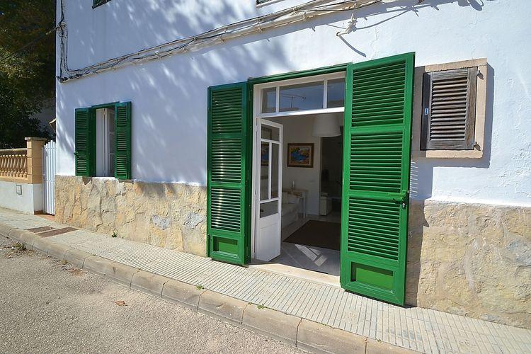 vakantiehuis Spanje, Mallorca, Colònia de Sant Pere vakantiehuis ES-07579-04