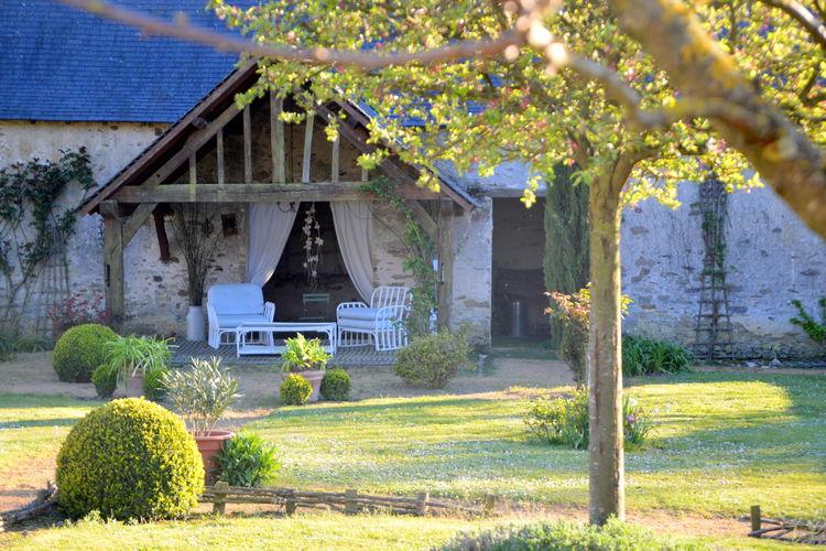 Vakantiehuis    Pays de la loireMaison de vacances St Laurent des Mortiers