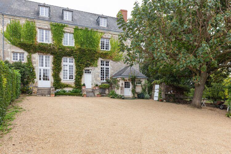 Vakantiehuizen Frankrijk | Pays-de-la-loire | Vakantiehuis te huur in St-Laurent-Des-Mortiers    3 personen