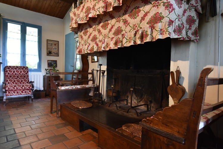 vakantiehuis Frankrijk, Pays de la loire, St. Gervais vakantiehuis FR-85230-01