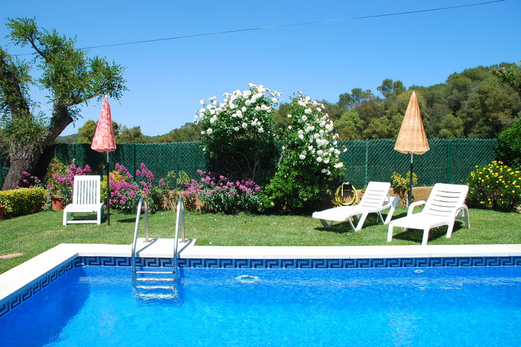 vakantiehuis Spanje, Costa Brava, Begur - Esclanyá vakantiehuis ES-17213-02