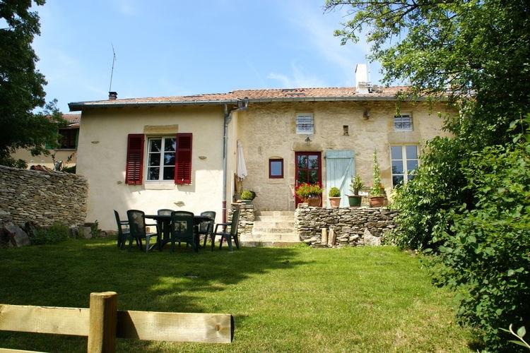 Frankrijk | Vogezen | Vakantiehuis te huur in Seigneulles   met wifi 6 personen