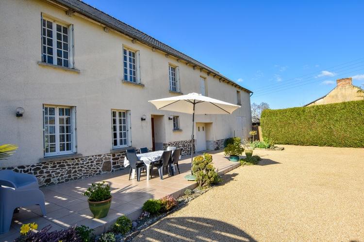 vakantiehuis Frankrijk, Bretagne, Lanrelas vakantiehuis FR-22250-01