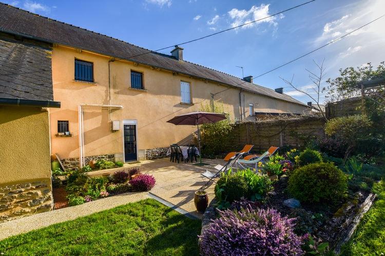 Vakantiehuizen Bretagne te huur Lanrelas- FR-22250-01   met wifi te huur