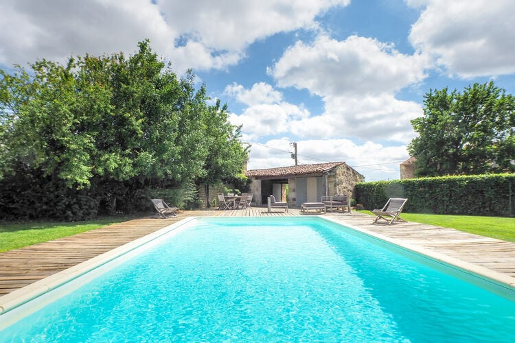 Frankrijk | Pays-de-la-loire | Vakantiehuis te huur in St-Laurent-De-La-Salle met zwembad  met wifi 6 personen