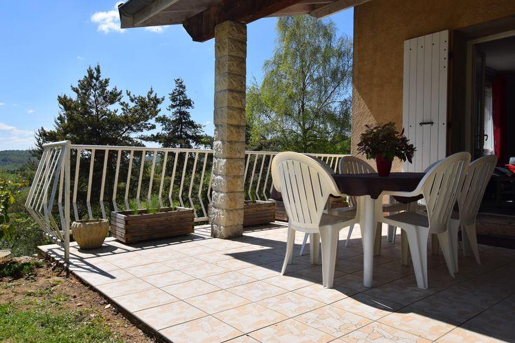vakantiehuis Frankrijk, Drome, Bathernay vakantiehuis FR-26260-03