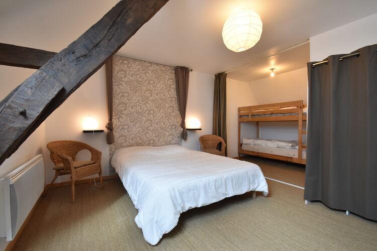 vakantiehuis Frankrijk, Normandie, Brainville vakantiehuis FR-50200-09