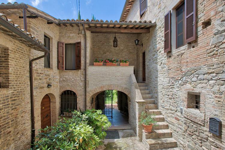 Vakantiehuizen Italie | Umbrie | Vakantiehuis te huur in Bevagna   met wifi 5 personen
