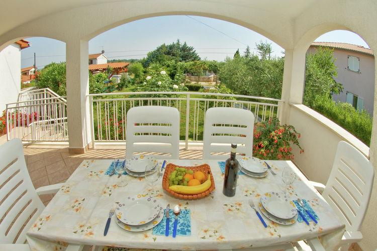 vakantiehuis Kroatië, Istrie, Tar (porec) vakantiehuis HR-52465-07
