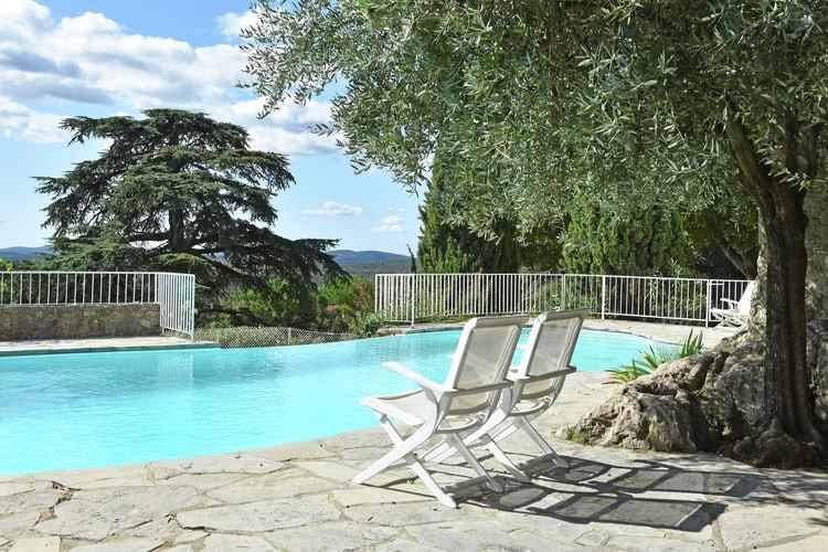 Kasteel Frankrijk, Languedoc-roussillon, Viols-Le-Fort Kasteel FR-34380-04