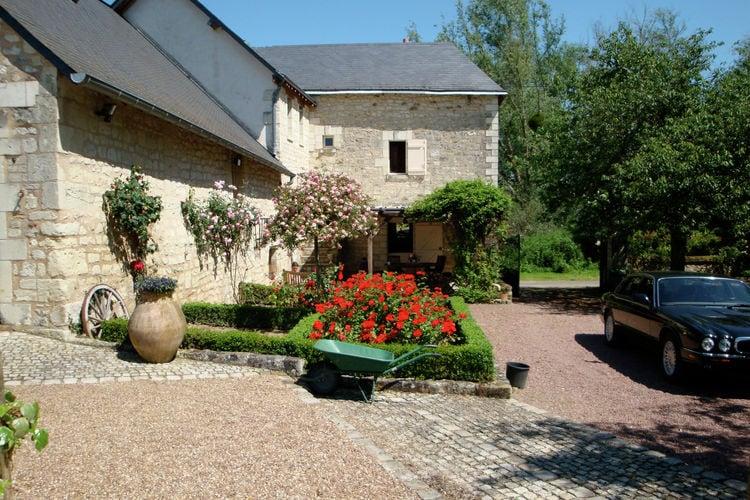 Vakantiehuizen Frankrijk   Region-Centre   Vakantiehuis te huur in Cinais    4 personen