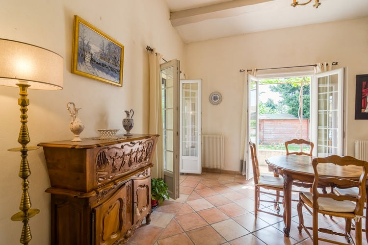 Villa Frankrijk, Languedoc-roussillon, Pujaut Villa FR-30131-03