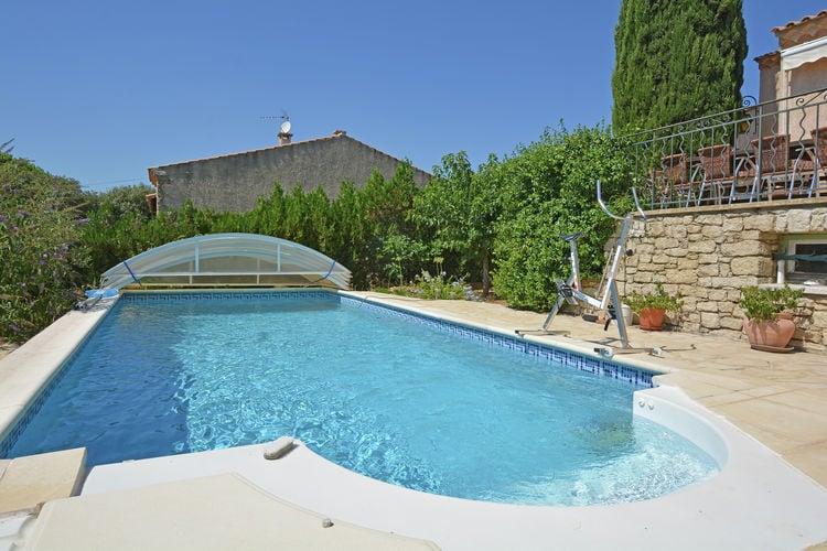 Vakantiewoning Frankrijk, Languedoc-roussillon, Saint-Maximin Villa FR-30700-32