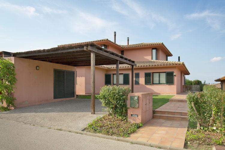 Villa Spanje, Costa Brava, Navata Villa ES-17744-03