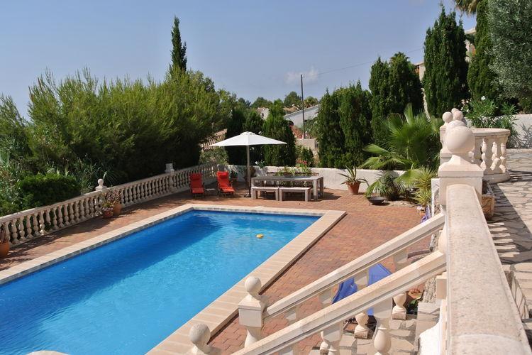 Villa Spanje, Costa Blanca, Moraira Villa ES-03725-04