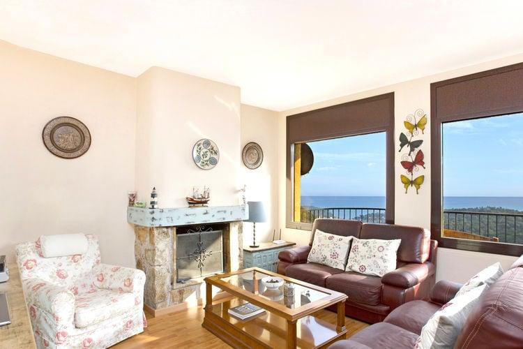 Villa Spanje, Costa Brava, Lloret de mar Villa ES-17310-44