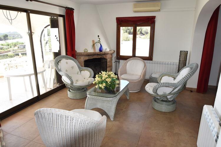 Villa Spanje, Costa Blanca, Altea la Vella Villa ES-03599-24