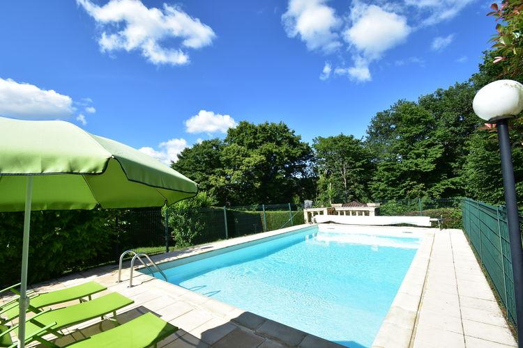 Villa Frankrijk, Dordogne, St. Julien-De-Lampon Villa FR-24370-23
