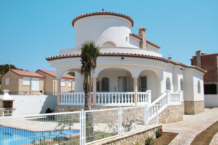 Vakantiewoning op 1,5 kilometer van zee vlakbij natuurgebied Ebro-Delta