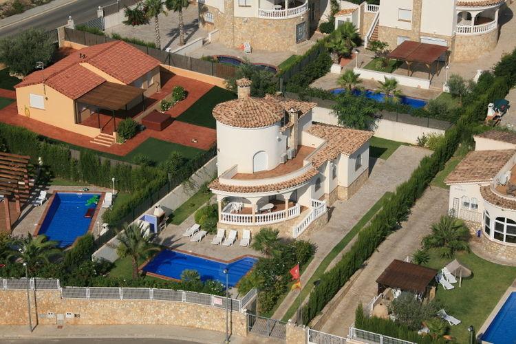 Vakantiewoning Spanje, Costa Dorada, El Perello Villa ES-43519-04