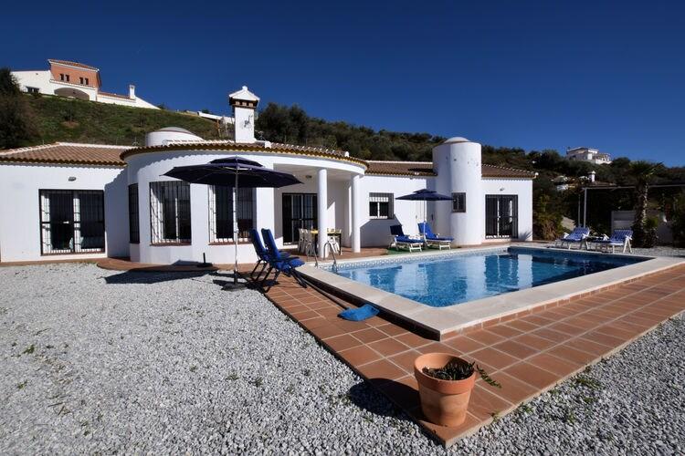 Villa Spanje, Costa del Sol, Arenas Villa ES-29753-15