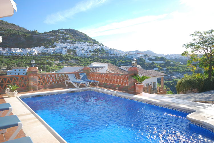 Ferienhaus Francisco (2034522), Frigiliana, Costa del Sol, Andalusien, Spanien, Bild 4