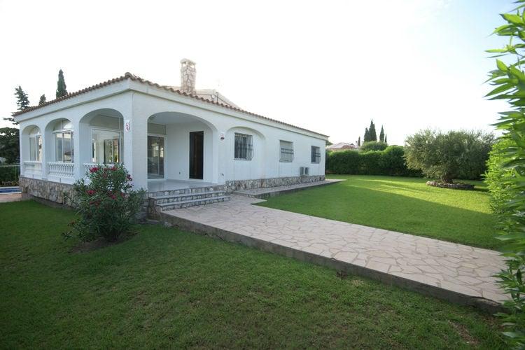 Villa Alena  Costa Dorada Spain