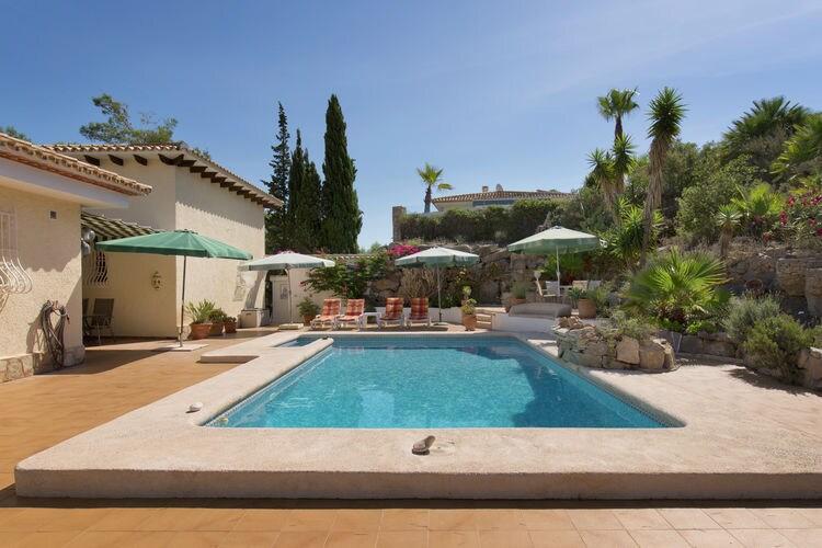 Villa met zwembad met wifi  PedreguerCasa Koko