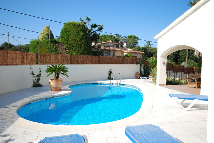 Villa Spanje, Costa Brava, Calonge Villa ES-17251-18