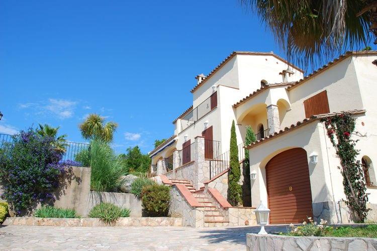 Villa Spanje, Costa Brava, Calonge Villa ES-17251-19