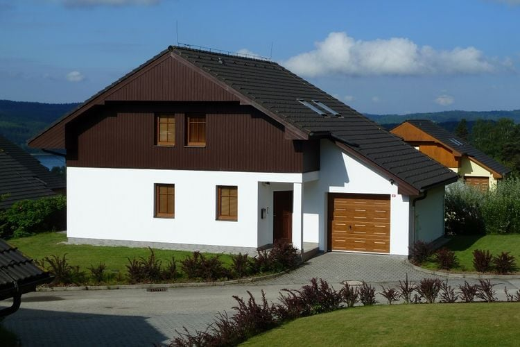 Vakantiewoning Tsjechië, Zuid-Bohemen , Lipno nad Vltavou Villa CZ-38278-10