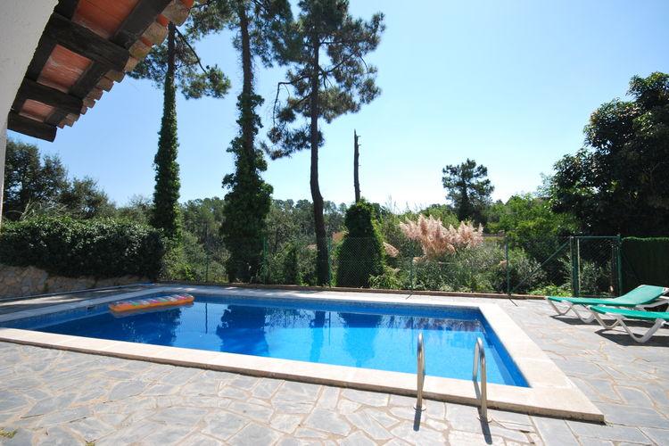 Vakantiewoning Spanje, Costa Brava, Lloret de Mar Villa ES-17310-51