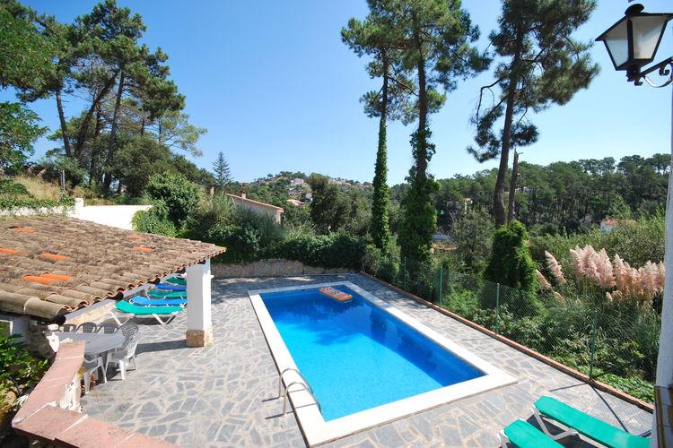 Villa met zwembad met wifi  Lloret-de-marSol i Pins