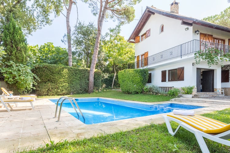 Villa Spanje, Costa Brava, Sils Villa ES-17411-02