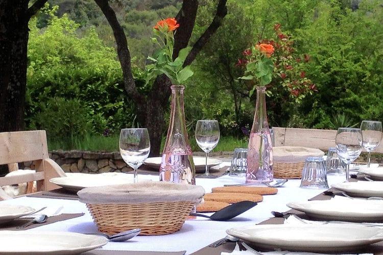 Villa Frankrijk, Provence-alpes cote d azur, Claviers Villa FR-83830-12