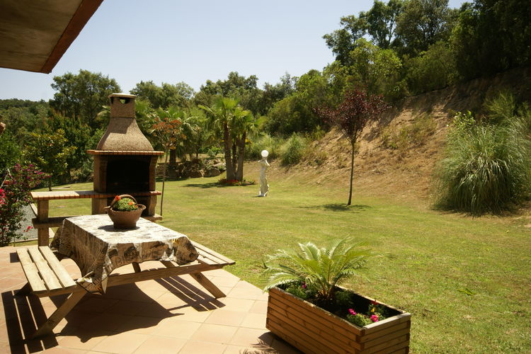 Vakantiewoning Spanje, Costa Brava, Santa Cristina D'aro Villa ES-17251-22